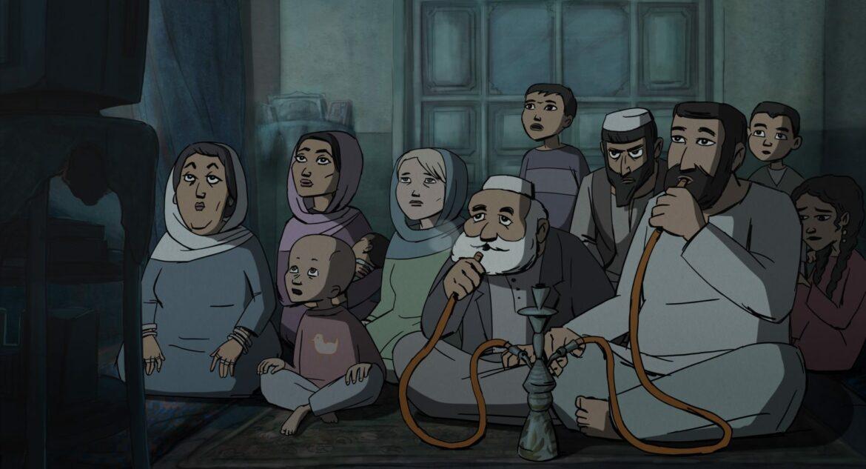 Annecy 2021 : Ma famille afghane de Michaela Pavlatova, Afghanistan intime